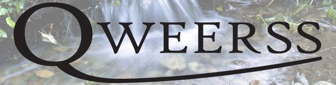 qweerss logo